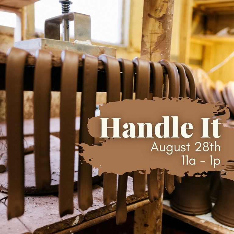 August 28th: Get A Handle On It