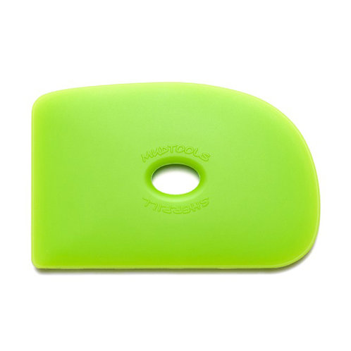 Shape 2 Polymer Rib- Green (Medium)