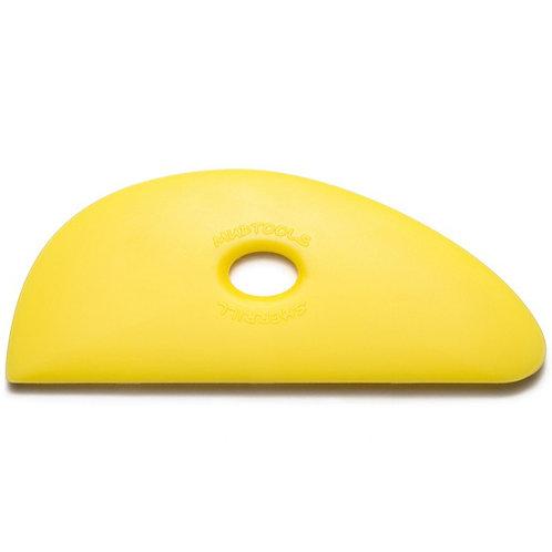 Shape 3 Polymer Rib- Yellow (Soft)