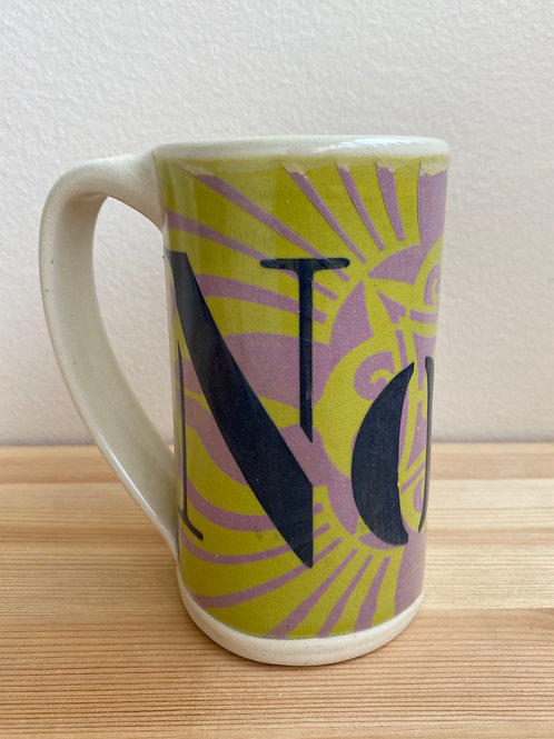 No Mug by Laura Davis