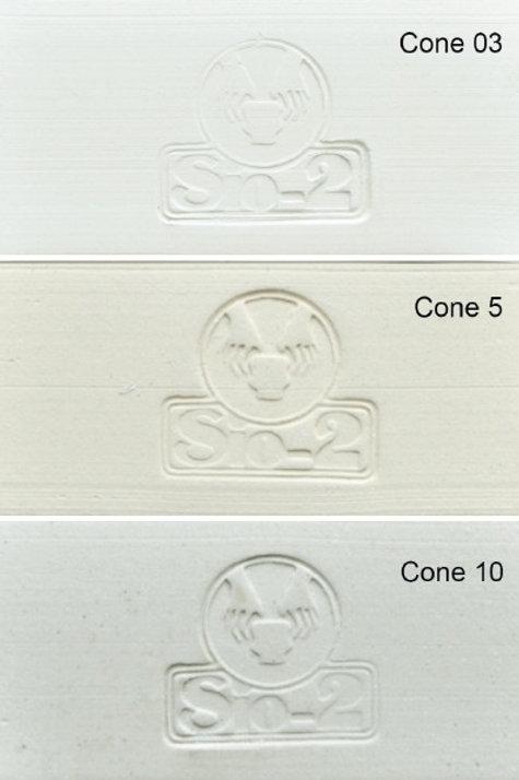 PRAI White Stoneware