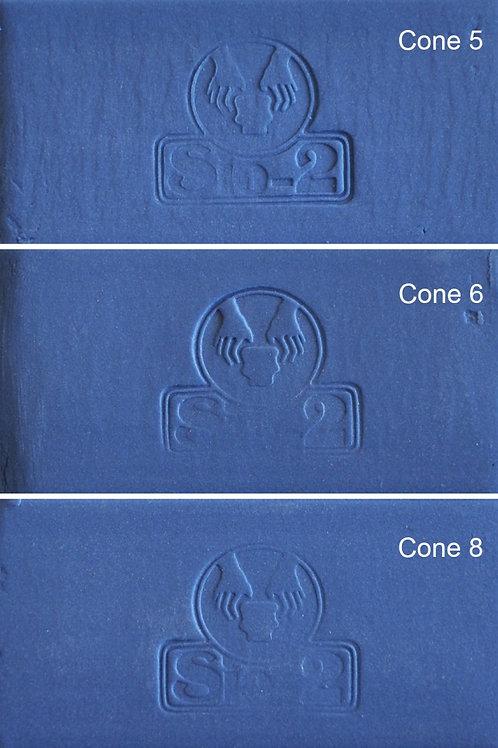 UPSALA Blue Porcelain