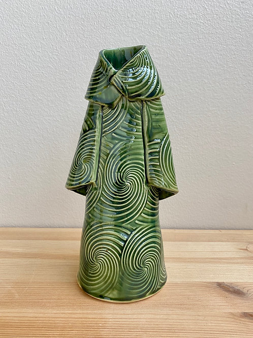 Robed Vessel by Nancy Chestnut