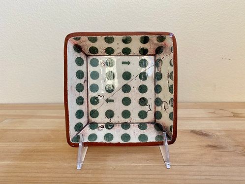 Square Plate by Mike O'Neal