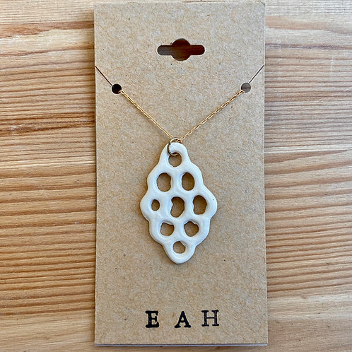 Necklace by Emily Hobart