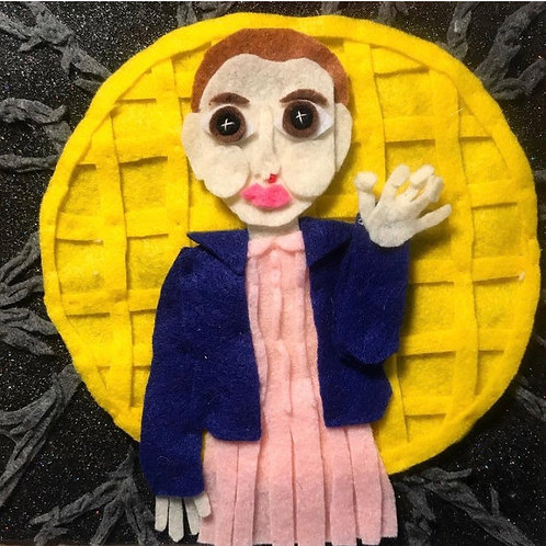 Eleven by Sara Leah Miller