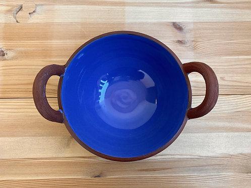 Ceramic Dish by Dennis Allen