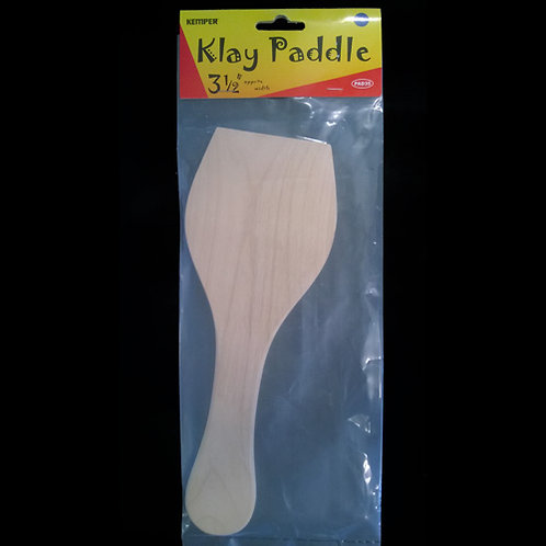 """Wooden Paddle 3 1/2"""" PAD35"""