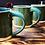 Thumbnail: Green Mug by Laura Davis