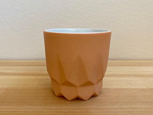 Orange Slip Cast Cups