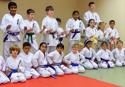 Junior Karate suit
