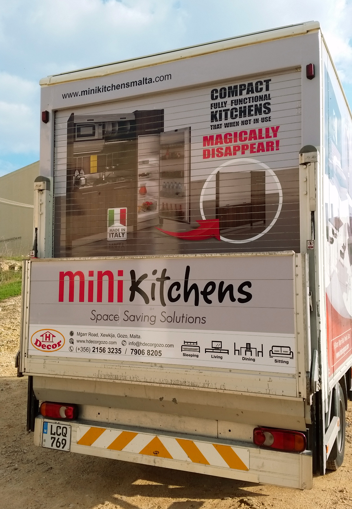 mini kitchens