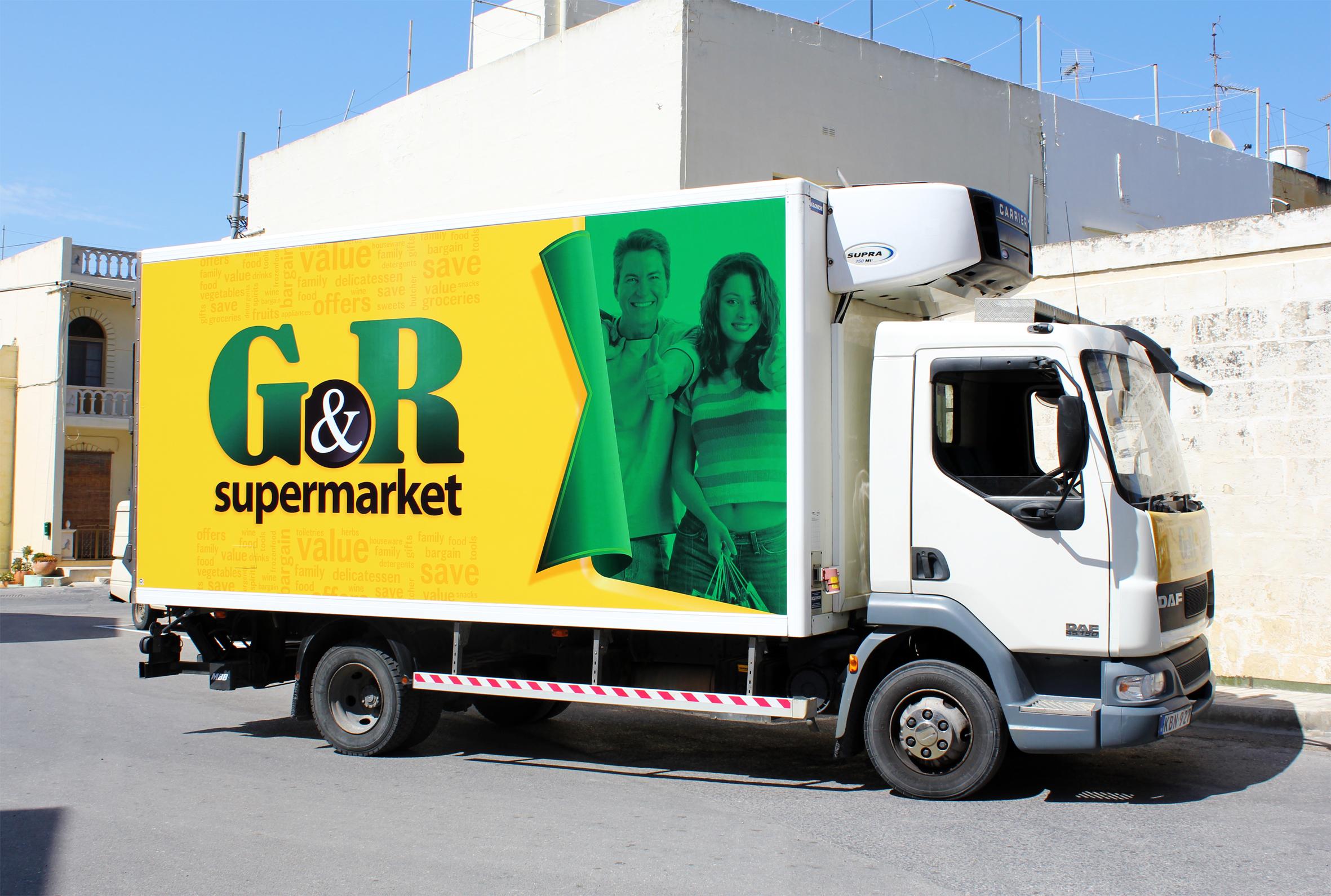 G&R truck