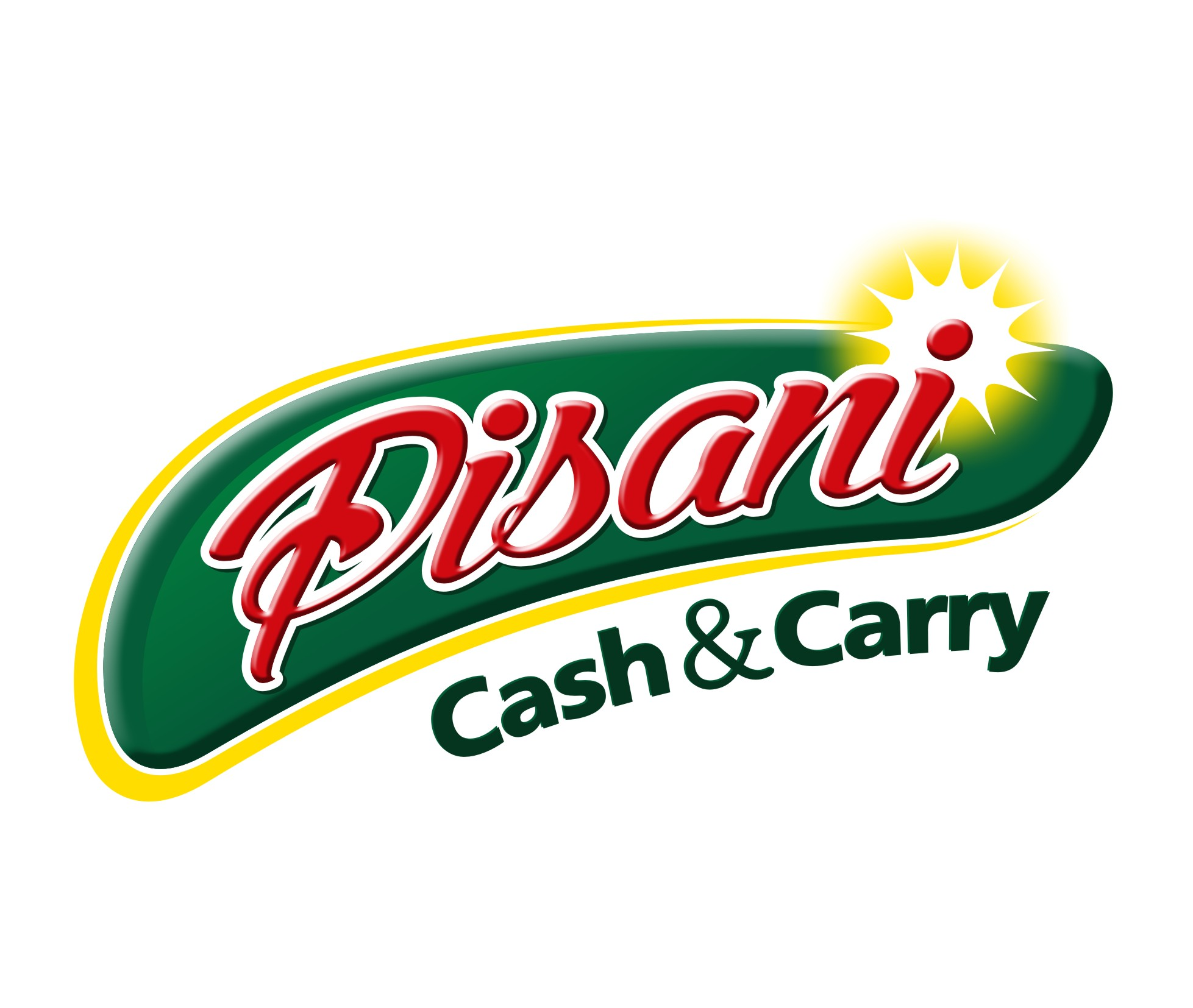 Pisani Cash & carry logo