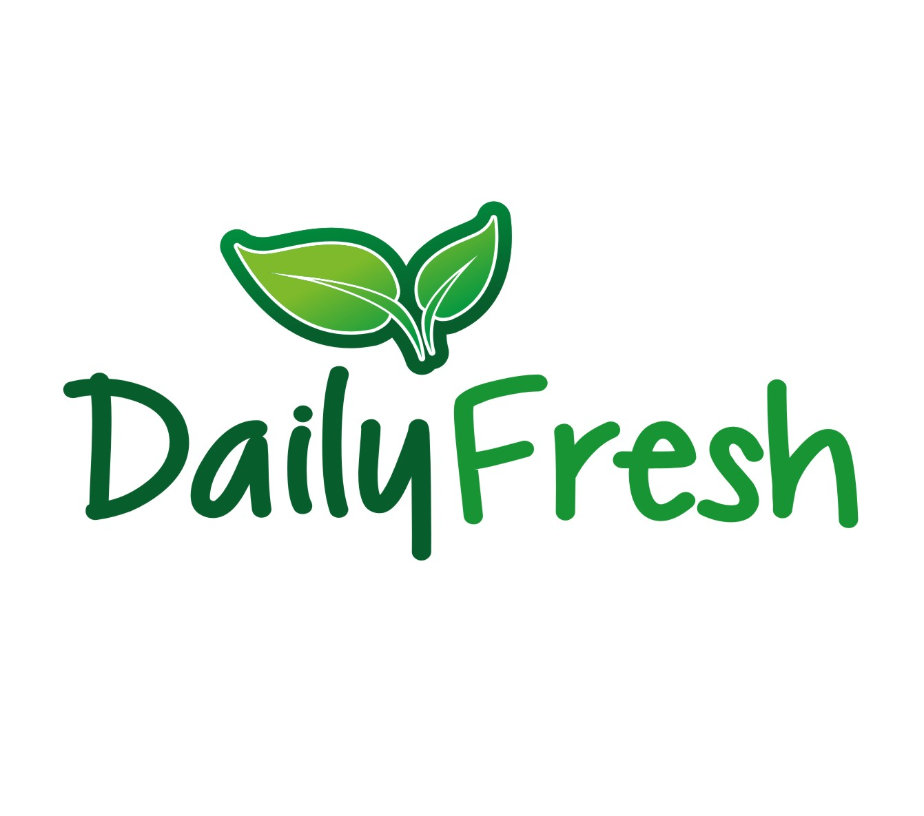 Daily fresh new logo 2016