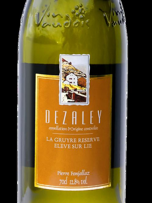 DEZALEY - LA GRUYRE RESERVE
