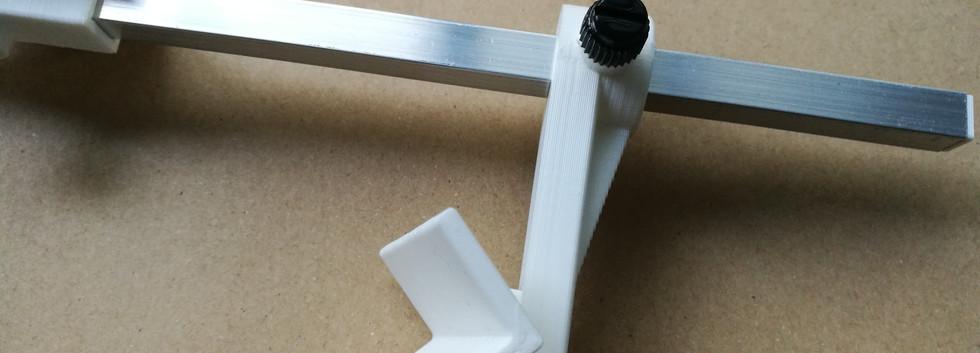 GliderThrow Wing Incidence Tool
