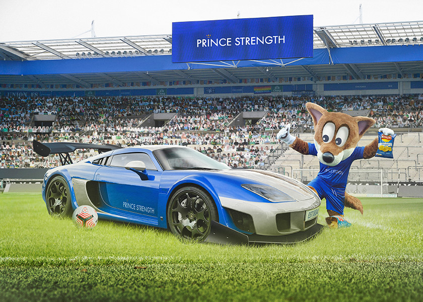 Leicester City - Noble M600