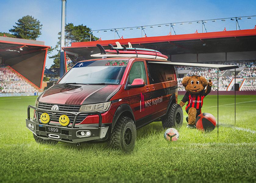 AFC Bournemouth - Volkswagen Camper