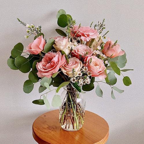 Springtime Florals Vase Design Workshop