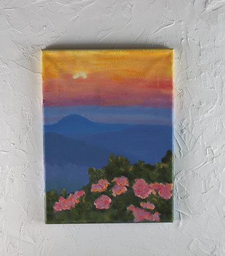 Landscape - Oil - 9x12