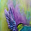 Thumbnail: Hummingbird - Oil - 9x12
