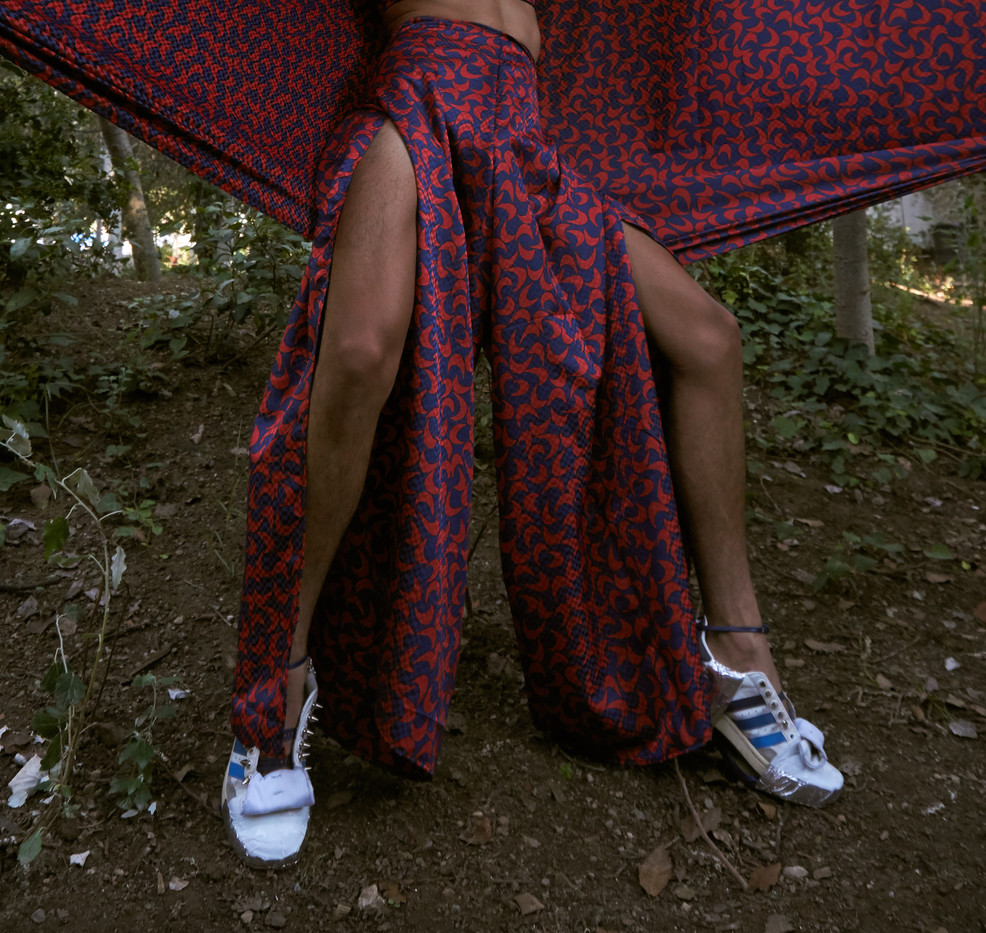 Model: Alejandro Polanco Styled: Agustín Power & Rodrigo Falero Photo Assistant: Patricio Mendez