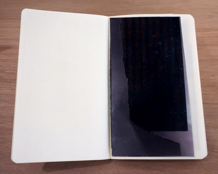 Sketchbook Project 2011, p 9