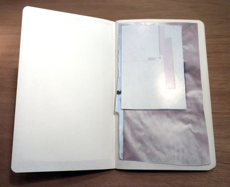 Sketchbook Project 2011, p 8