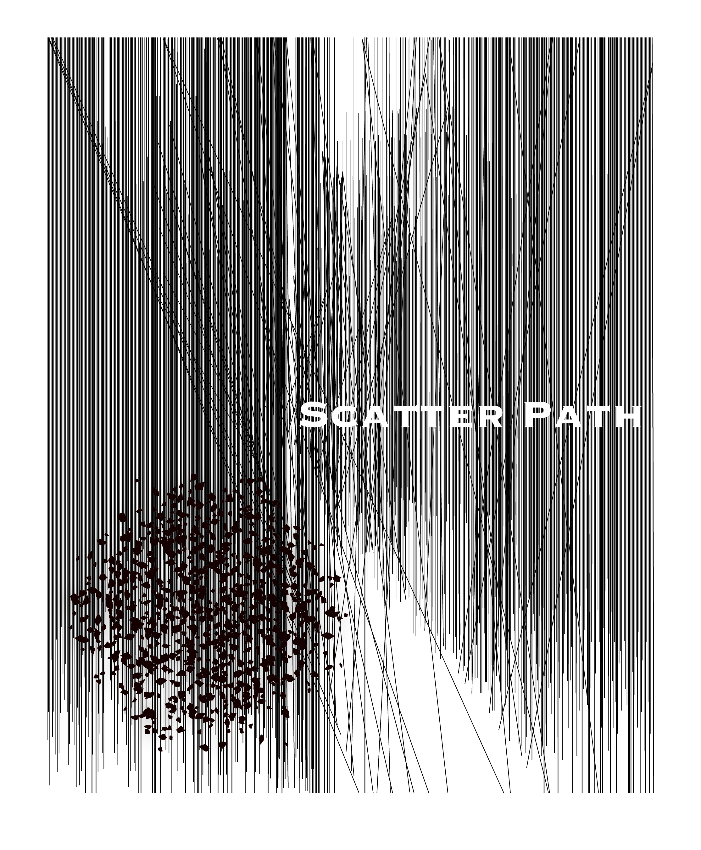 Scatter Path, Title Page