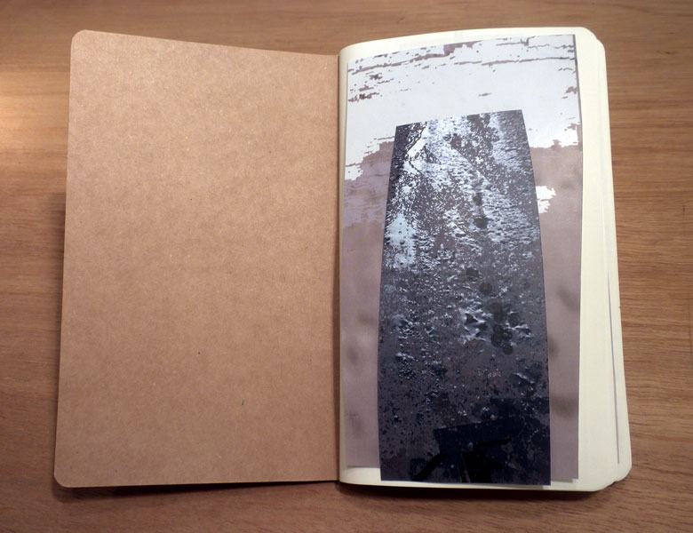 Sketchbook Project 2011, p 1