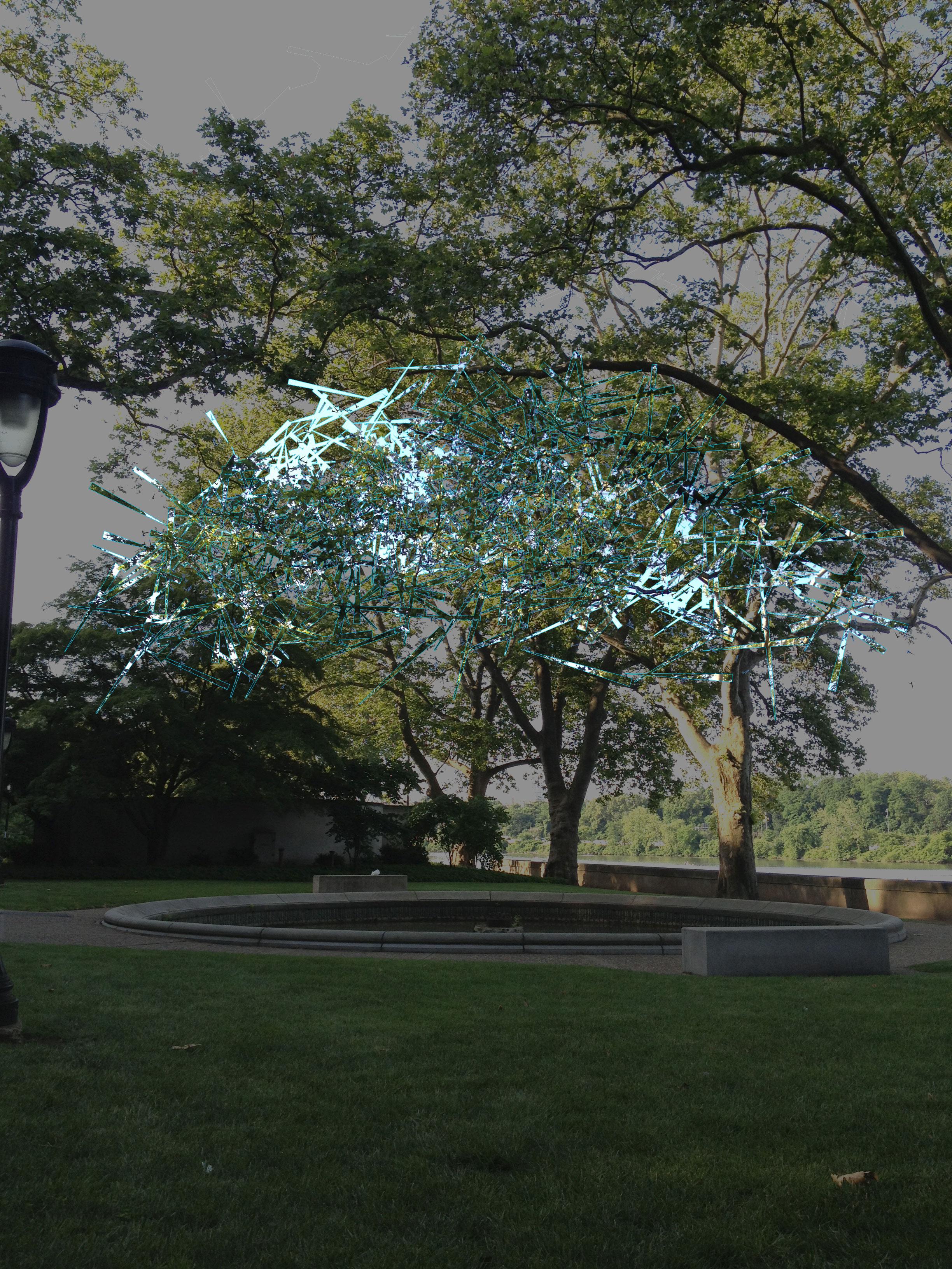 Scheming Gantries - Park