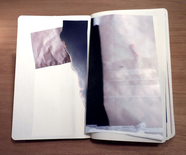 Sketchbook Project 2011, p 3
