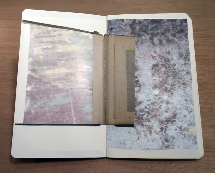 Sketchbook Project 2011, p 7