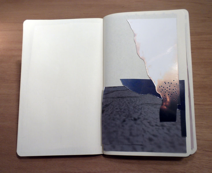 Sketchbook Project 2011, p 4
