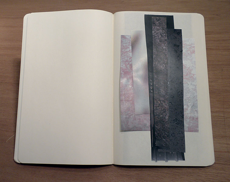 Sketchbook Project 2011, p 16