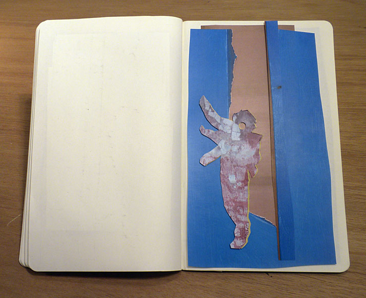 Sketchbook Project 2011, p 22
