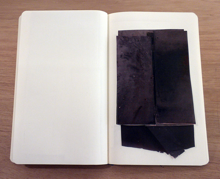 Sketchbook Project 2011, p 18