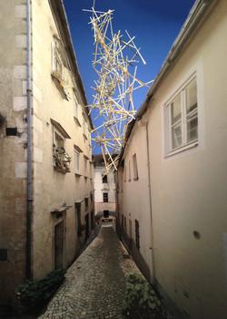 Scheming Gantries - Side Street