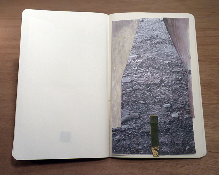 Sketchbook Project 2011, p 11