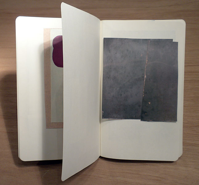 Sketchbook Project 2011, p 20