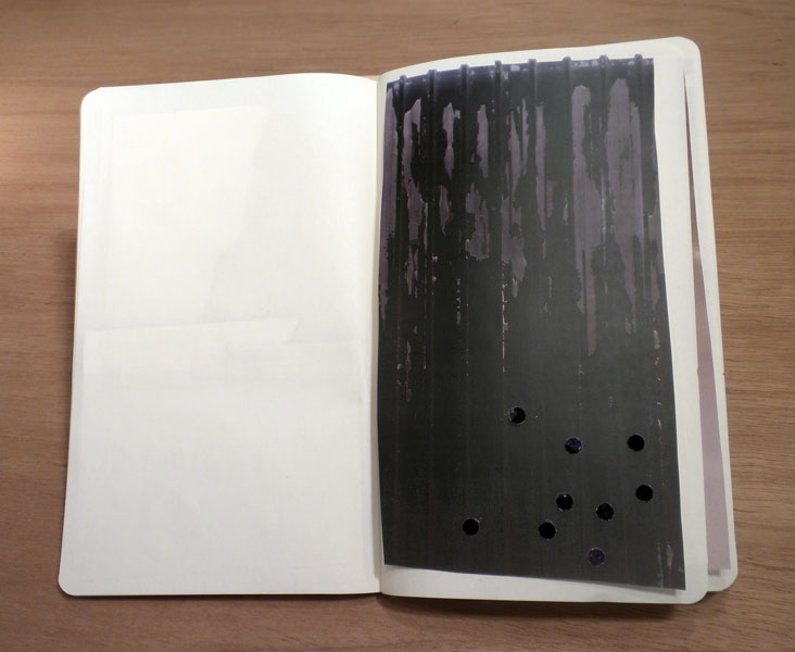 Sketchbook Project 2011, p 5