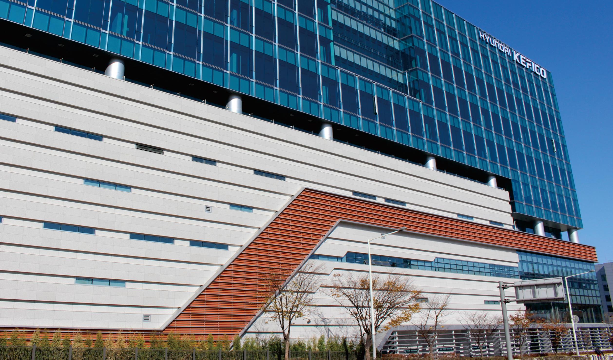 테라코타_군포 현대케피코 전자제어연구센터