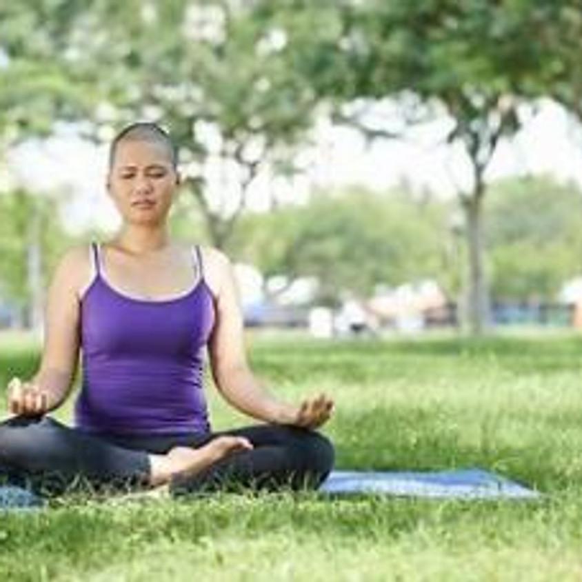 Yoga voor mantelzorgers