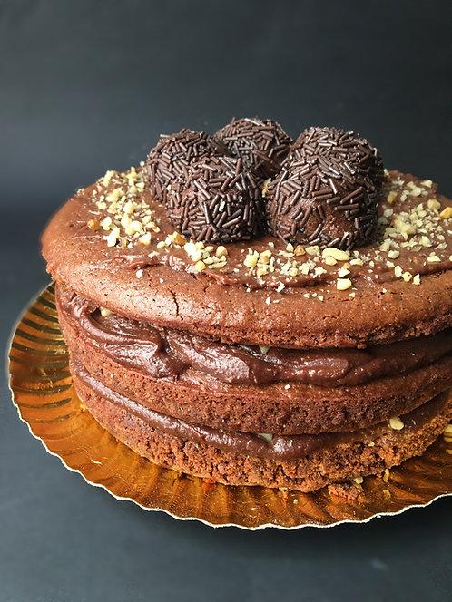 Loucura de Brownie