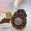 Thumbnail: Ovo Brownie  ( Doce de Leite Fit +Brigadeiro +Creme)