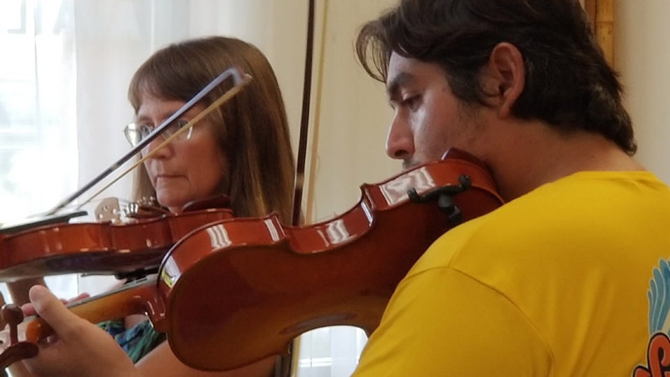 Violin Boot Camp Ages 14+