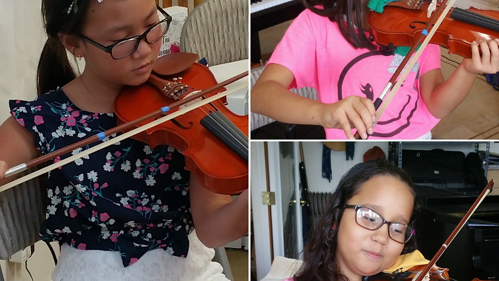 Violin Boot Camp Ages 6-13