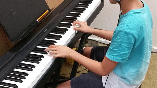 Piano Chording - 45 Minutes