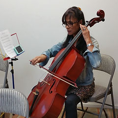 Ana Kalina String Instructor
